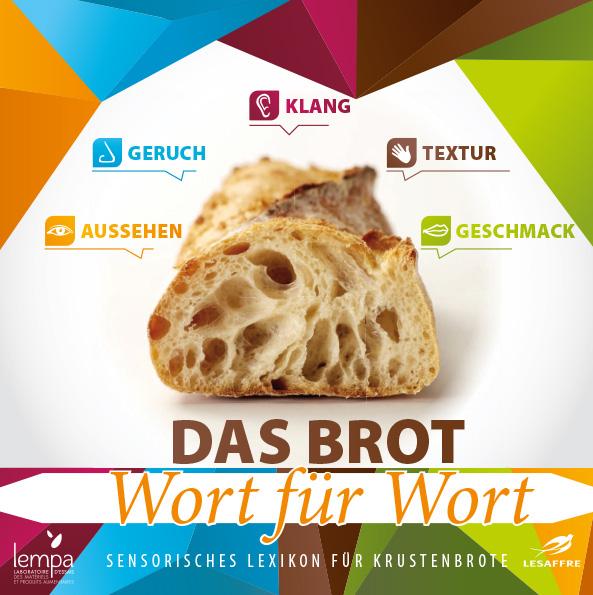 Das Brot Wort für Wort